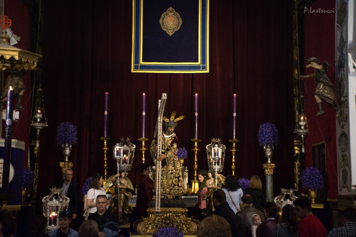Besapiés Nazareno de la Hdad del Silencio PABLO LASTRUCCI (10)