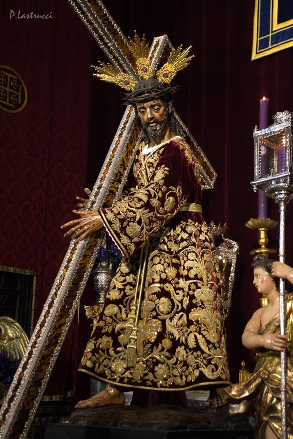 Besapiés Nazareno de la Hdad del Silencio PABLO LASTRUCCI (6)