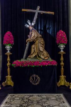 Besapie Cristo de La Corona Joaquín Galán © 2019 001