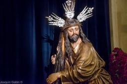 Besapie Cristo de La Corona Joaquín Galán © 2019 002