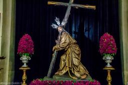 Besapie Cristo de La Corona Joaquín Galán © 2019 003
