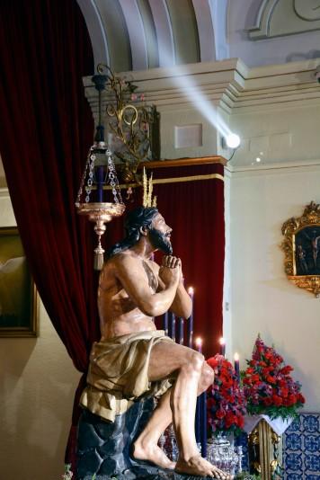 Besapies Cristo de las Penas de la Estrella. MIGUEL ÁNGEL ROMANO (10)
