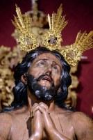 Besapies Cristo de las Penas de la Estrella. MIGUEL ÁNGEL ROMANO (2)