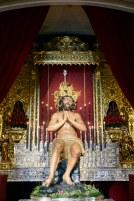 Besapies Cristo de las Penas de la Estrella. MIGUEL ÁNGEL ROMANO (3)