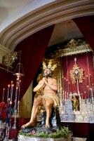 Besapies Cristo de las Penas de la Estrella. MIGUEL ÁNGEL ROMANO (4)