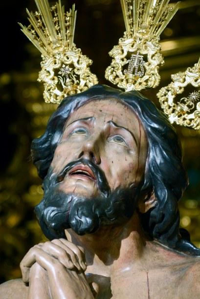 Besapies Cristo de las Penas de la Estrella. MIGUEL ÁNGEL ROMANO (5)