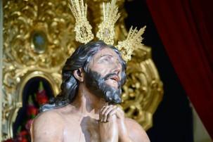 Besapies Cristo de las Penas de la Estrella. MIGUEL ÁNGEL ROMANO (6)
