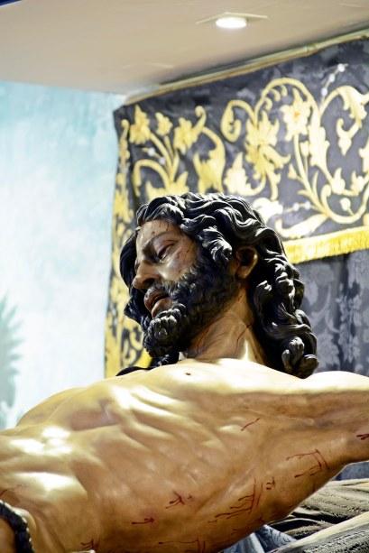 Besapies de Pasión y Muerte. MIGUEL ÁNGEL ROMANO (7)