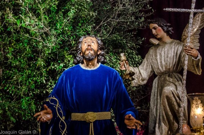 Besapies Señor de La Oracion Montesion Joaquín Galán © 2019 001