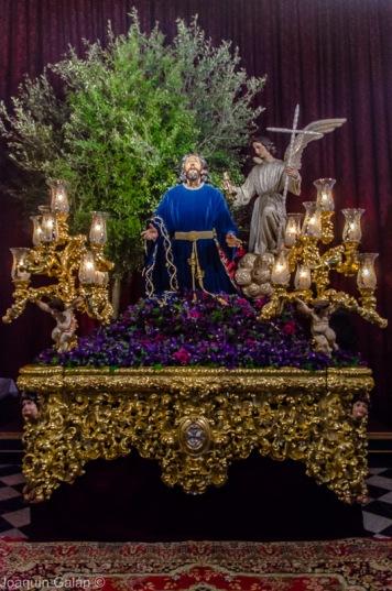 Besapies Señor de La Oracion Montesion Joaquín Galán © 2019 002