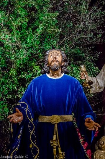 Besapies Señor de La Oracion Montesion Joaquín Galán © 2019 003