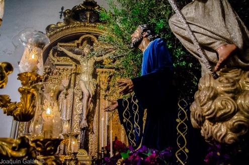 Besapies Señor de La Oracion Montesion Joaquín Galán © 2019 004