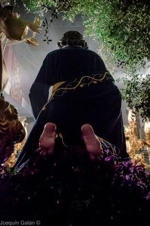 Besapies Señor de La Oracion Montesion Joaquín Galán © 2019 005