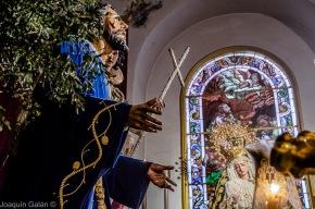 Besapies Señor de La Oracion Montesion Joaquín Galán © 2019 006