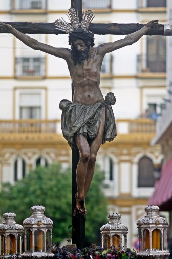 Vía Crucis de las HH y CC 2019. Cristo de la Conversión. LUIS MANUEL JIMÉNEZ (1)