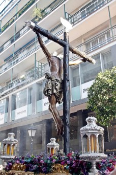Vía Crucis de las HH y CC 2019. Cristo de la Conversión. LUIS MANUEL JIMÉNEZ (10)