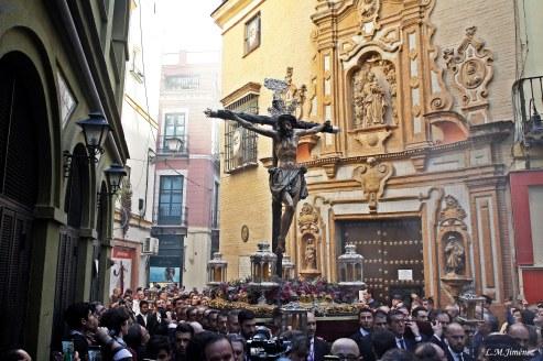 Vía Crucis de las HH y CC 2019. Cristo de la Conversión. LUIS MANUEL JIMÉNEZ (16)