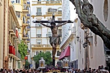Vía Crucis de las HH y CC 2019. Cristo de la Conversión. LUIS MANUEL JIMÉNEZ (2)