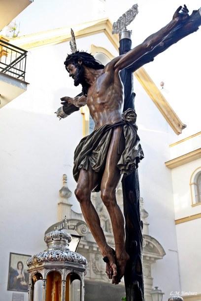 Vía Crucis de las HH y CC 2019. Cristo de la Conversión. LUIS MANUEL JIMÉNEZ (9)