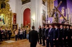 Viacrcuis Consejo de Carmona Joaquín Galán © 2019 020