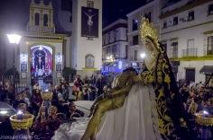 Viacrcuis y Traslado del Baratillo Joaquín Galán © 2019 005
