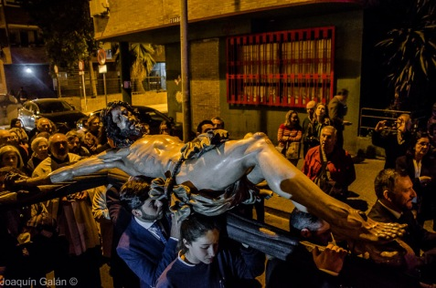 Viacrucis de Pasion y Muerte Joaquín Galán © 2019 001