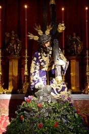 Besamanos Ntro. Padre Jesus de las Tres Caídas de San Isidoro. MIGUEL ÁNGEL ROMANO (2)