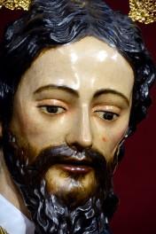 Besamanos Señor del Silencio en el Desprecio de Herodes. MIGUEL ÁNGEL ROMANO (1)