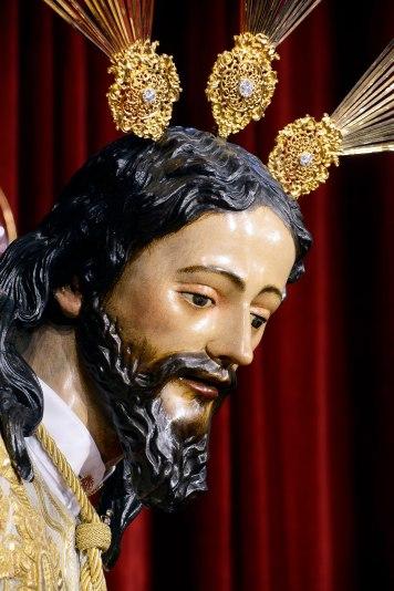 Besamanos Señor del Silencio en el Desprecio de Herodes. MIGUEL ÁNGEL ROMANO (2)