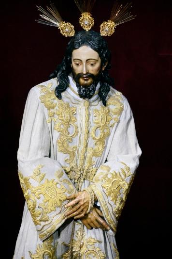 Besamanos Señor del Silencio en el Desprecio de Herodes. MIGUEL ÁNGEL ROMANO (3)
