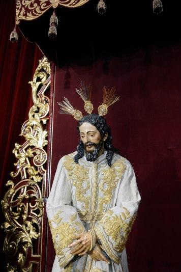 Besamanos Señor del Silencio en el Desprecio de Herodes. MIGUEL ÁNGEL ROMANO (4)