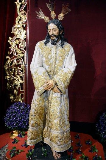 Besamanos Señor del Silencio en el Desprecio de Herodes. MIGUEL ÁNGEL ROMANO (5)