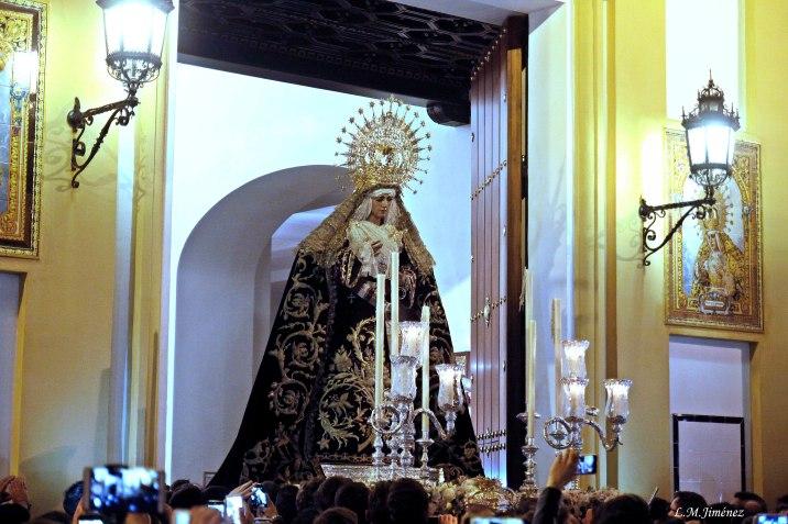 Regreso de la Esperanza de Triana. LUIS M. JIMÉNEZ (4)