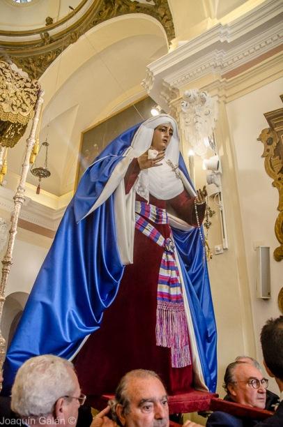 Traslado Virgen de La Caridad Joaquín Galán © 2019 005