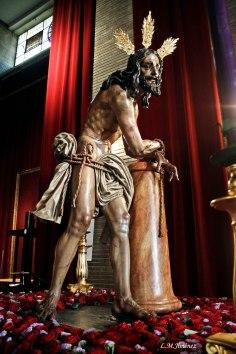 Vía Crucis de Ntro. Padre Jesús Atado a la Columna. LUIS MANUEL JIMÉNEZ (1)