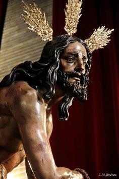 Vía Crucis de Ntro. Padre Jesús Atado a la Columna. LUIS MANUEL JIMÉNEZ (2)