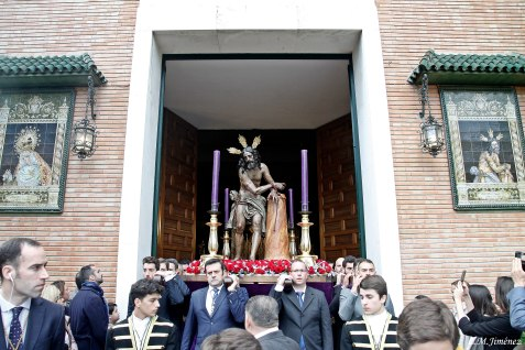 Vía Crucis de Ntro. Padre Jesús Atado a la Columna. LUIS MANUEL JIMÉNEZ (4)