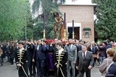 Vía Crucis de Ntro. Padre Jesús Atado a la Columna. LUIS MANUEL JIMÉNEZ (7)