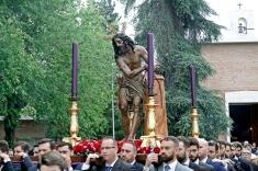 Vía Crucis de Ntro. Padre Jesús Atado a la Columna. LUIS MANUEL JIMÉNEZ (8)