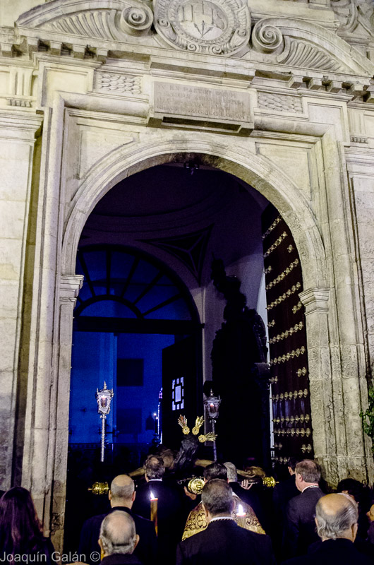 Viacrcuis Cristo de Burgos Joaquín Galán © 2019 014