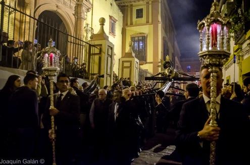 Viacrucis San Bernardo Joaquín Galán © 2019 010