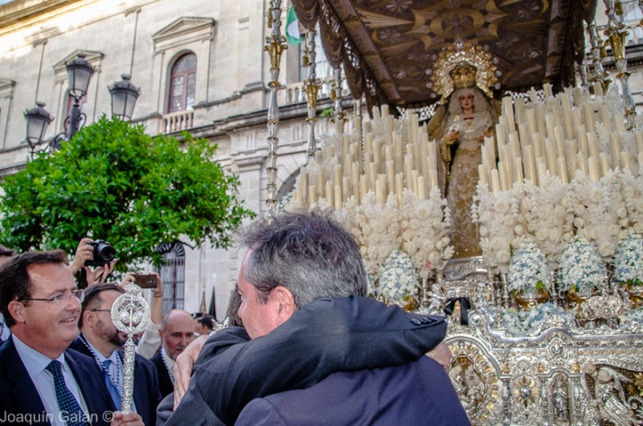 Negritos Procesion por la Coronacion Joaquín Galán © 2019 036