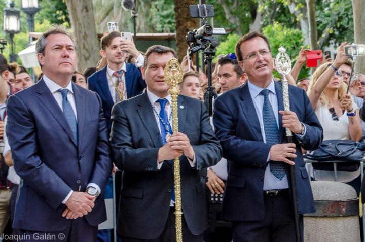 Negritos Procesion por la Coronacion Joaquín Galán © 2019 038