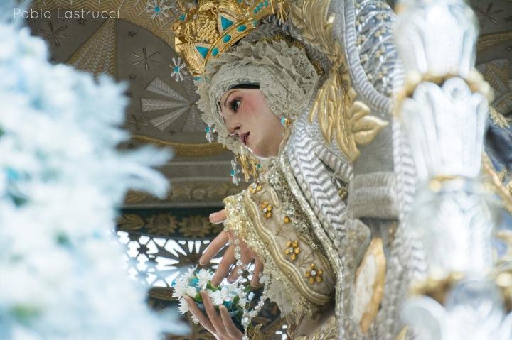 Regreso de la Virgen de los Ángeles tras su coronación (19)