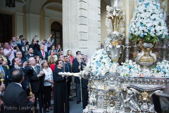 Regreso de la Virgen de los Ángeles tras su coronación (20)