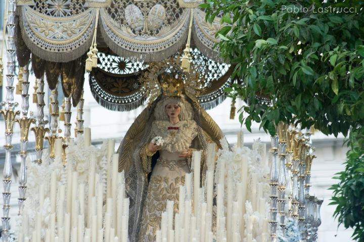Regreso de la Virgen de los Ángeles tras su coronación (21)