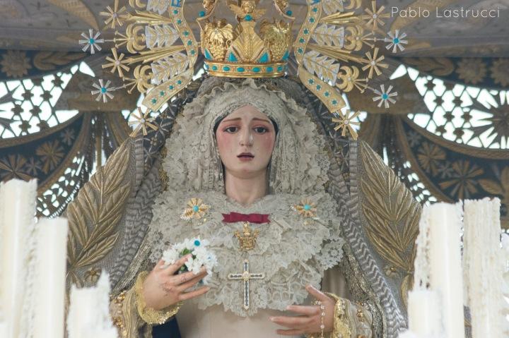 Regreso de la Virgen de los Ángeles tras su coronación (23)