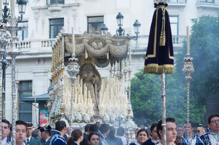 Regreso de la Virgen de los Ángeles tras su coronación (25)