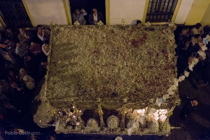 Regreso de la Virgen de los Ángeles tras su coronación (8)