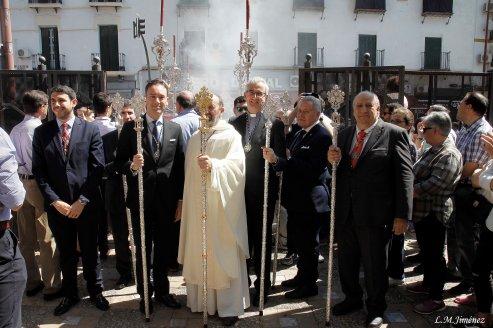 Traslado de la Hermandad de la Estrella a la Parroquia de San Jacinto. LUIS MANUEL JIMÉNEZ (11)